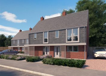 Thumbnail 2 bed semi-detached house for sale in Willesborough Road, Kennington, Ashford