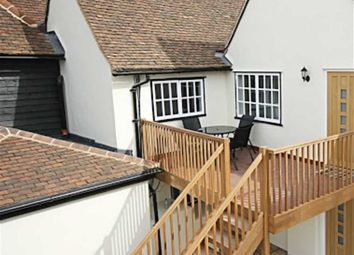 Thumbnail 1 bedroom flat to rent in Market House, Knight Street, Sawbridgeworth, Herts