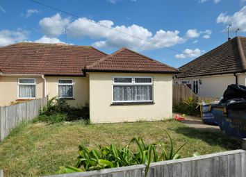 Thumbnail 2 bedroom semi-detached bungalow for sale in Woodman Avenue, Whitstable