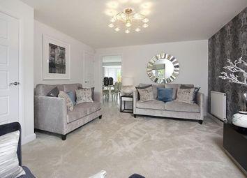 "Thumbnail 4 bedroom detached house for sale in ""Guisborough"" at Texan Close, Warton, Preston"