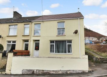 Thumbnail 3 bed end terrace house for sale in Bailey Street, Bargoed, Caerphilly