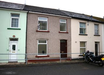 Thumbnail 3 bed terraced house for sale in Edward Stephens Terrace, Merthyr Tydfil
