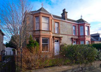 Thumbnail 4 bed semi-detached house for sale in Sydney Terrace, Edinburgh