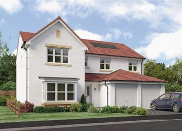 "Thumbnail 5 bed detached house for sale in ""Rossie"" at Bellenden Grove, Dunblane"