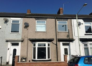 Thumbnail 3 bed terraced house to rent in Lawrence Street, Darlington