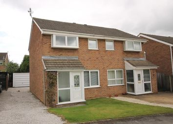 Thumbnail 3 bed semi-detached house for sale in Butterton Drive, Chesterfield