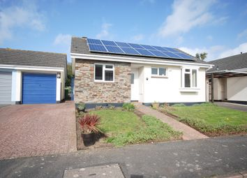 Thumbnail 2 bed detached bungalow for sale in Gate Field Road, Bideford