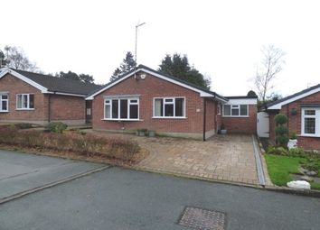 Thumbnail 2 bed bungalow to rent in Ashton Avenue, Macclesfield
