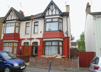 Thumbnail 4 bedroom semi-detached house for sale in Hainault Avenue, Westcliff-On-Sea