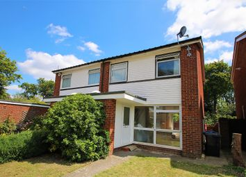 Thumbnail 3 bed semi-detached house to rent in Nicola Close, South Croydon, Surrey