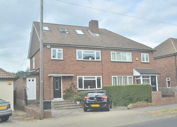 Thumbnail 4 bed semi-detached house for sale in Windsor Drive, Chelsfield, Orpington