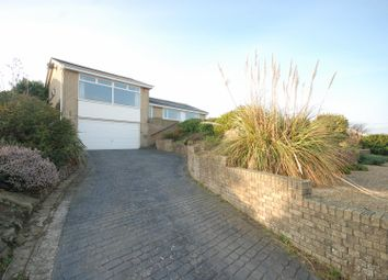 Thumbnail 3 bed detached bungalow for sale in Bay View Road, Northam, Bideford