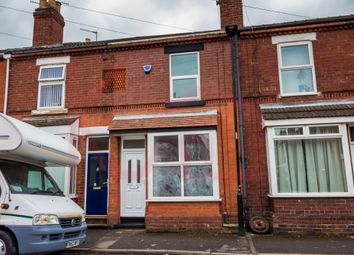 Thumbnail 2 bed terraced house to rent in Shirley Road, Hexthorpe
