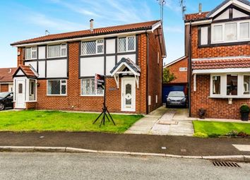 Thumbnail 3 bed semi-detached house for sale in Woodhill Fold, Brandlesholme, Bury, Greater Manchester