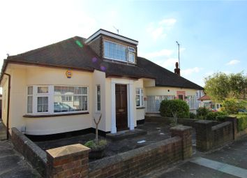 Thumbnail 4 bed semi-detached bungalow for sale in Winston Avenue, London