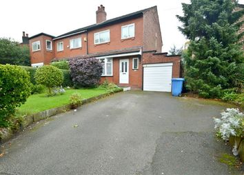 3 bed semi-detached house for sale in Adswood Road, Stockport, Cheshire SK3