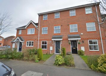 Thumbnail 3 bed town house for sale in Shropshire Court, Bletchley, Milton Keynes