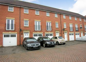 Thumbnail 4 bed town house for sale in Strang Place, Foundry Loan, Larbert