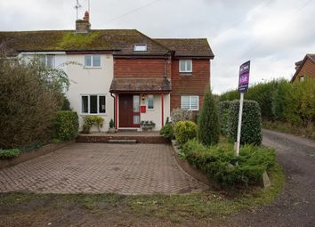 Thumbnail 3 bed semi-detached house for sale in New Hall Lane, Henfield