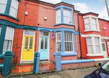 Thumbnail 3 bed terraced house for sale in Carsdale Road, Liverpool