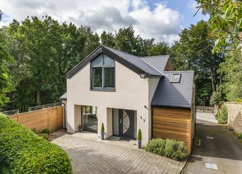 Thumbnail 4 bed detached house for sale in Ben Rhydding Road, Ilkley