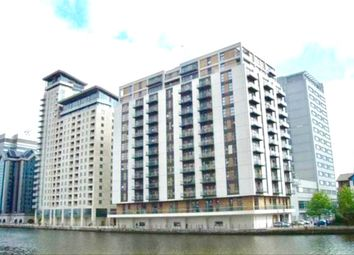 Thumbnail 2 bed flat to rent in Discover Dock East, 3 South Quay Square, Canary Wharf, Docklands, London