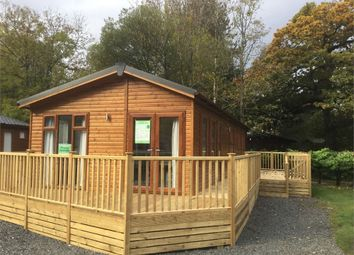 Thumbnail Mobile/park home for sale in Grasmere 7, White Cross Bay Holiday Park, Windermere