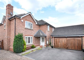Thumbnail 5 bed detached house for sale in Monarch Drive, Shinfield, Reading, Berkshire