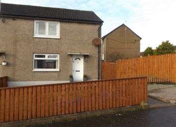 Thumbnail 2 bed end terrace house for sale in Ivanhoe Drive, Saltcoats