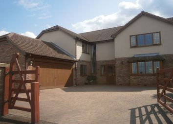Thumbnail 5 bed detached house for sale in Inkerman Road, Selston, Nottingham