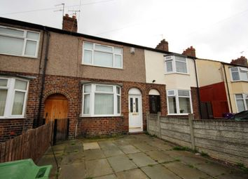 Thumbnail 3 bed terraced house to rent in Max Road, Dovecot, Liverpool