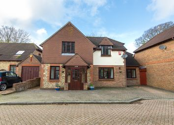 Thumbnail 3 bed detached house for sale in Church Farm Walk, Upper Beeding, Steyning