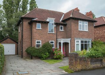 Thumbnail 3 bed detached house for sale in Avon Road, Hale, Altrincham