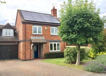 Thumbnail 4 bed property to rent in Brook Lane, Loughborough