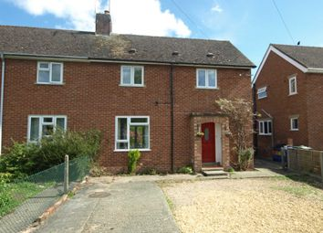 Thumbnail 3 bed semi-detached house for sale in Lambourne Crescent, Bicester
