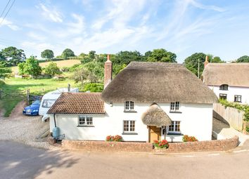 Thumbnail 2 bed detached house for sale in Broadclyst Road, Whimple, Exeter