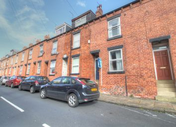 Thumbnail 3 bed terraced house for sale in Burley Lodge Terrace, Hyde Park, Leeds