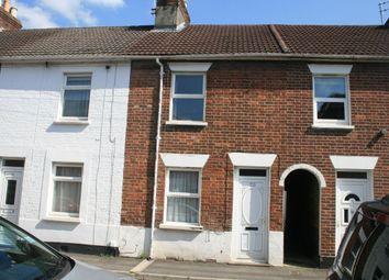 Thumbnail 2 bedroom terraced house to rent in Meadow Road, Salisbury