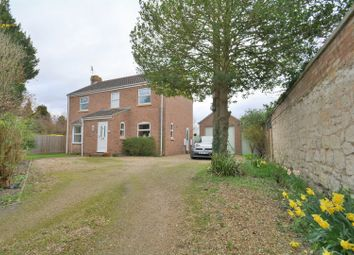 Thumbnail 3 bed detached house for sale in Silver Street, Burwell