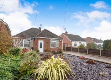 Thumbnail 2 bed detached bungalow for sale in Retford Road, Walesby, Newark