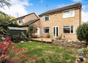 Thumbnail 4 bed detached house for sale in Threave Court, Longthorpe, Peterborough