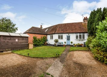 2 bed terraced house for sale in Hever Avenue, West Kingsdown, Sevenoaks TN15