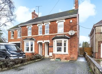 Thumbnail 3 bedroom semi-detached house to rent in Devizes Road, Wroughton, Swindon, Wiltshire