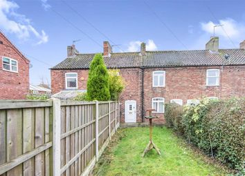 Thumbnail 1 bed cottage for sale in Church Street, Misterton, Doncaster