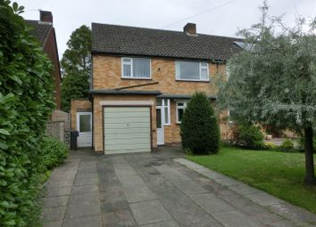 Thumbnail 3 bedroom semi-detached house for sale in Rushleigh Road, Shirley, Solihull
