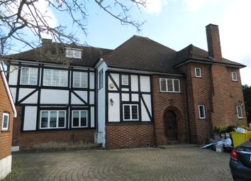 Thumbnail 5 bed detached house to rent in Hoadly Road, Streatham