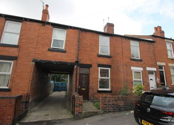 Thumbnail 3 bedroom terraced house to rent in Wansfell Road, Sheffield