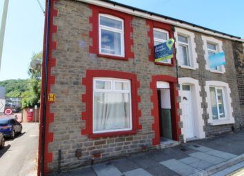 Thumbnail 4 bed end terrace house for sale in Brook Street, Treforest, Pontypridd, Rhondda Cynon Taff