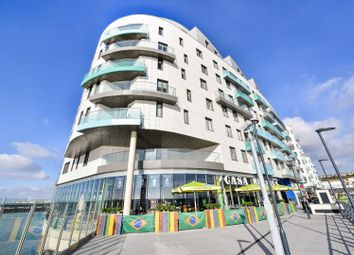 Thumbnail 2 bed flat for sale in The Boardwalk, Brighton Marina Village, Brighton