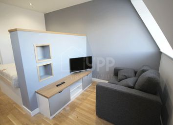 Thumbnail Studio to rent in Q Two Residence, 25 Queen Street, Leeds